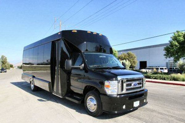 22 Passenger Party Bus Fort Smith