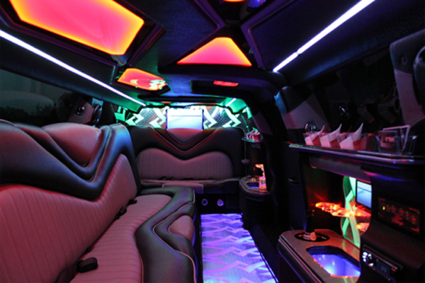 Chrysler 300 Limo Rental Fort Smith