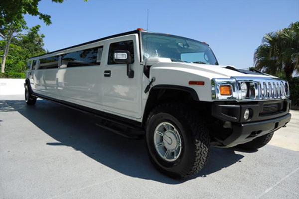 Hummer Fort Smith Limo Rental