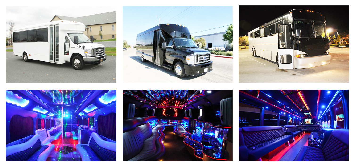 Party Bus Rentals Fort Smith